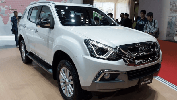25 The Best 2020 Isuzu MU X Picture