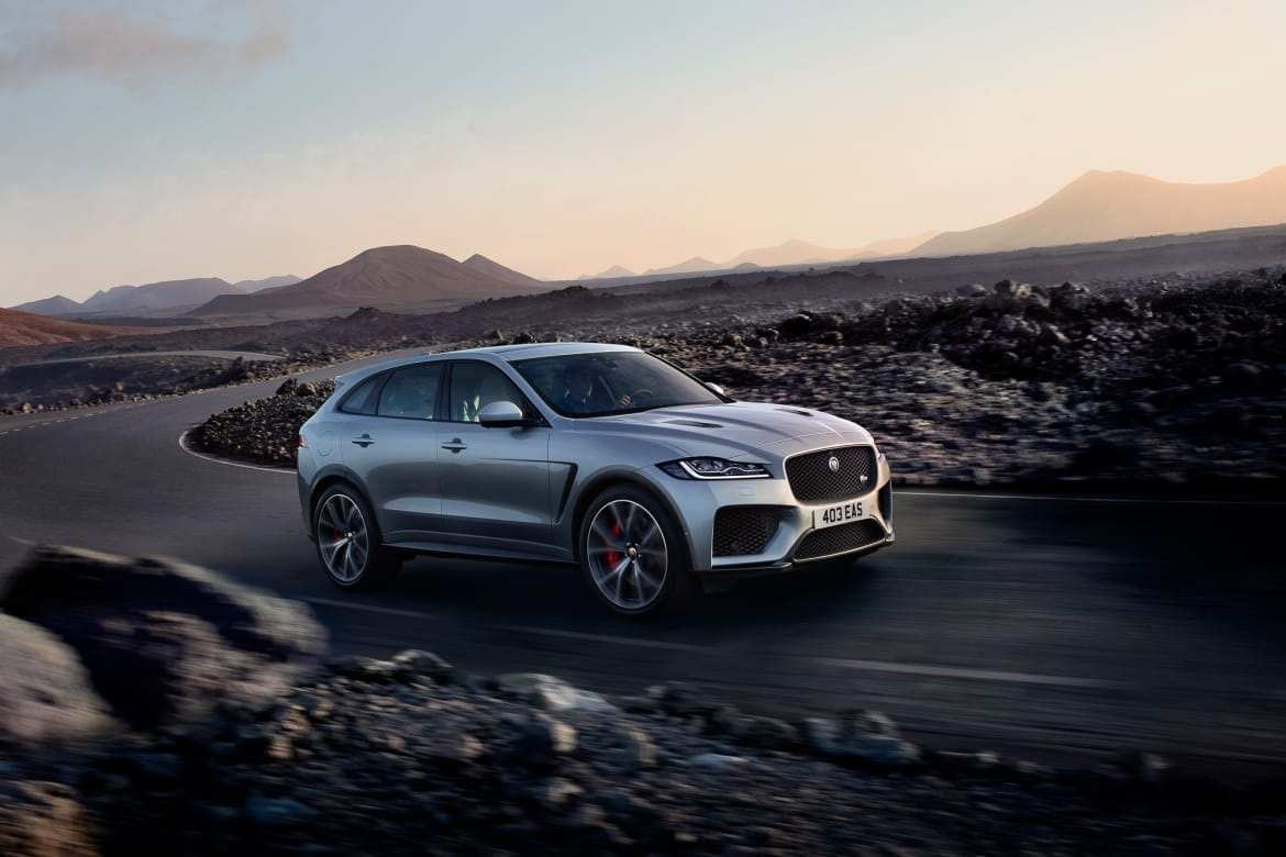 25 The Best 2020 Jaguar I Pace Release Date Release Date And Concept