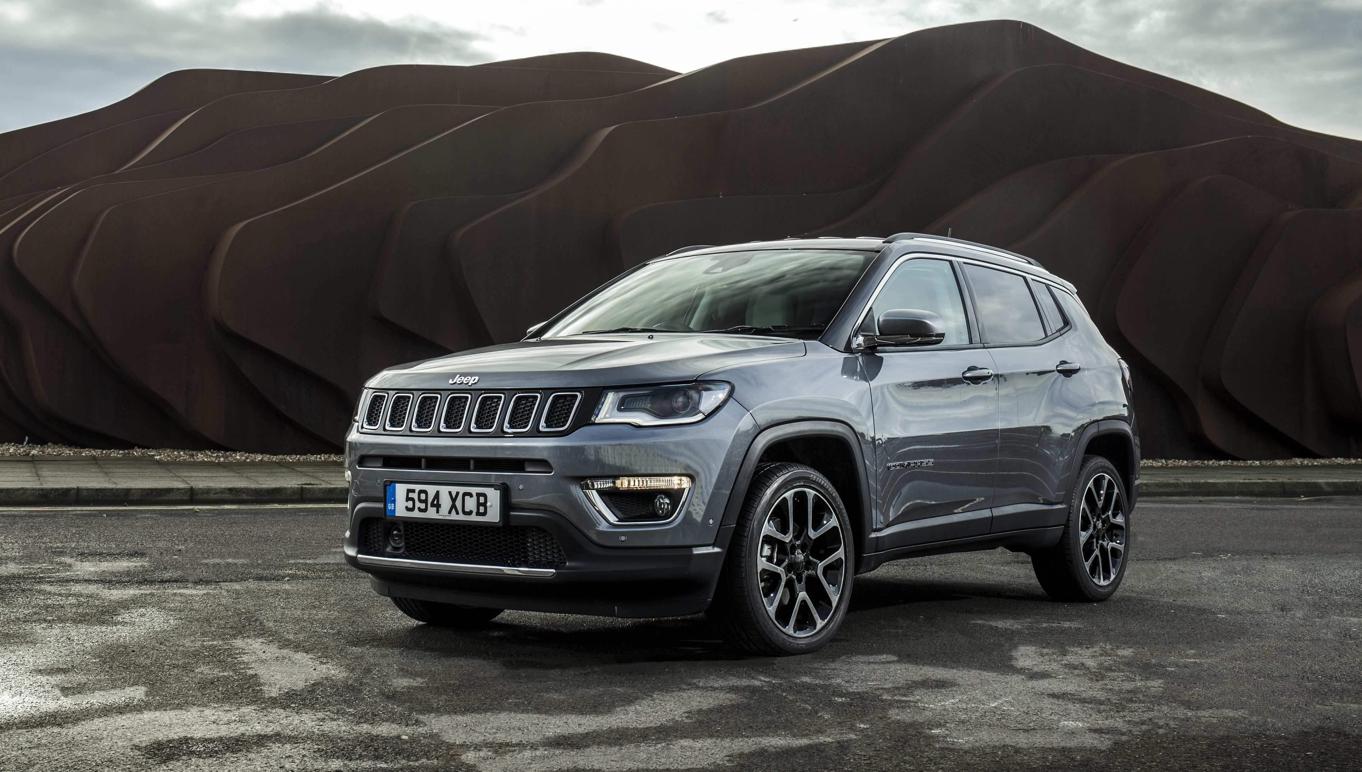 25 The Best 2020 Jeep Compass First Drive