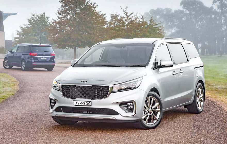 25 The Best 2020 Kia Carnival Specs