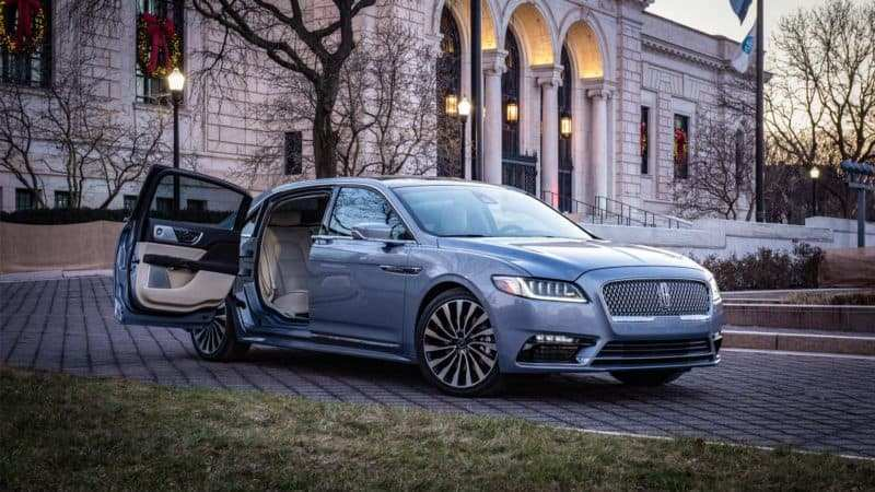 25 The Best 2020 Lincoln MKZ Price Design and Review