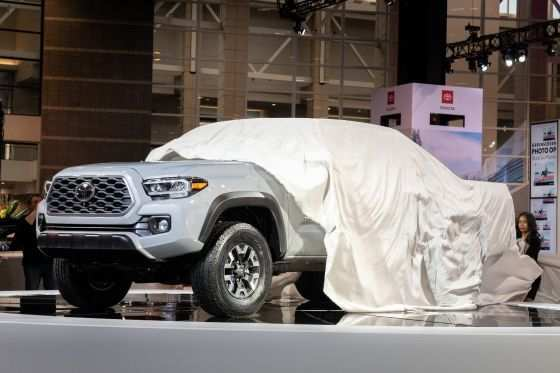 25 The Best 2020 Toyota Tacoma Diesel Trd Pro Picture