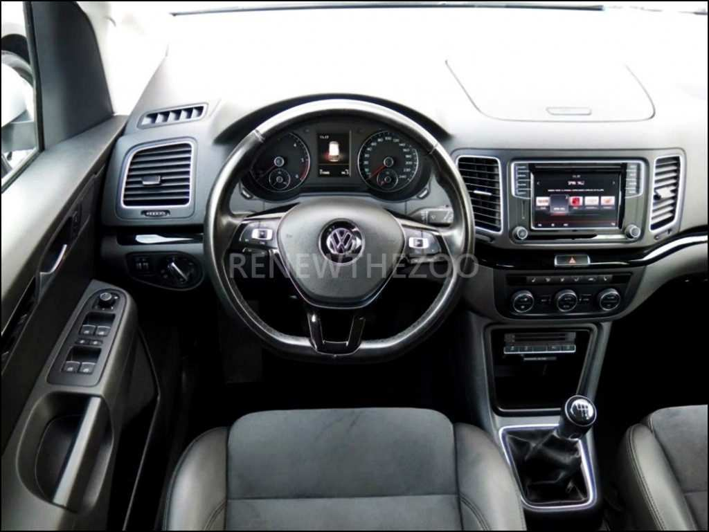25 The Best 2020 Volkswagen Sharan Redesign And Concept