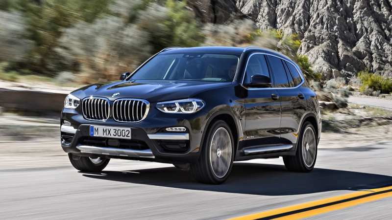 25 The Best BMW Electric Suv 2020 Concept And Review