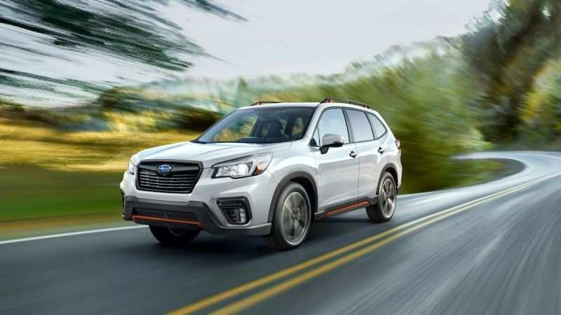 25 The Best Dimensions Of 2019 Subaru Forester Picture