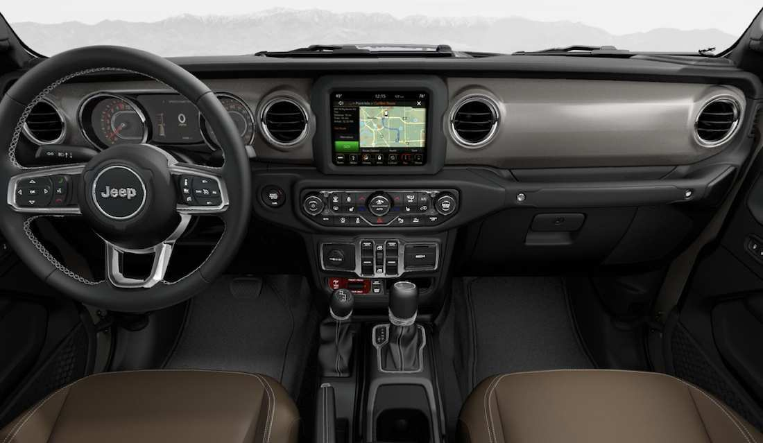 25 The Best Jeep Truck 2020 Interior Price Design And Review
