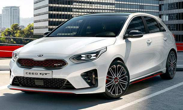 25 The Best Kia Pro Ceed Gt 2019 Release Date And Concept