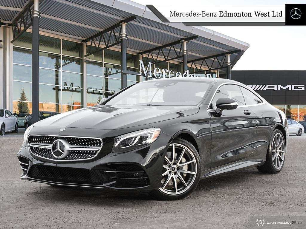 25 The Best Mercedes 2019 Coupe Release