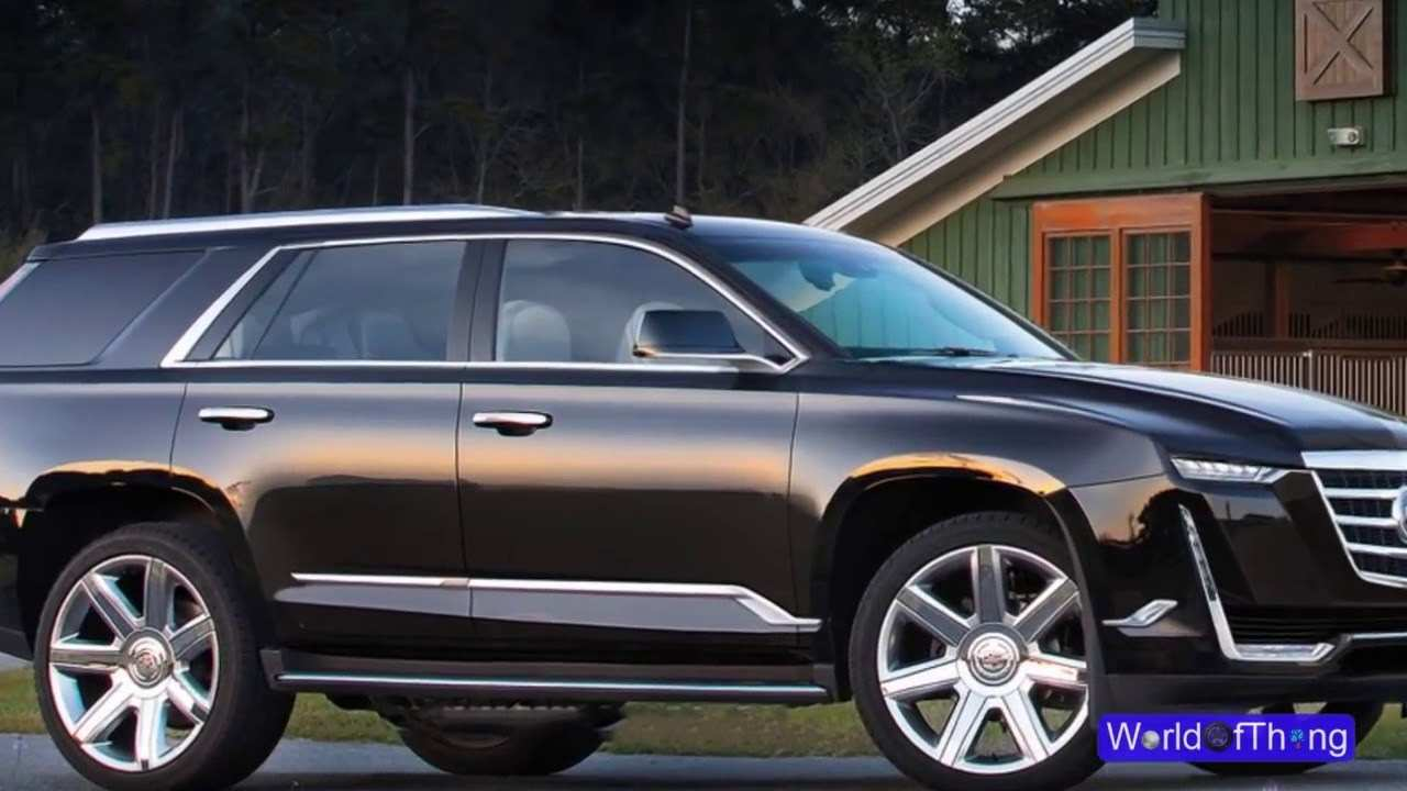 25 The Best New Cadillac Escalade 2020 Price And Release Date