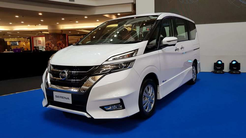 25 The Best Nissan Serena 2020 New Concept