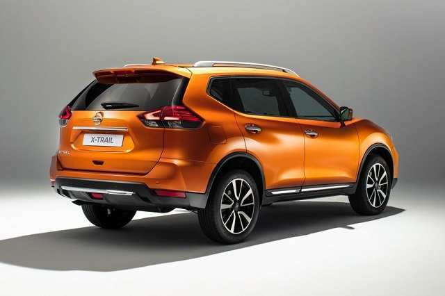 25 The Best Nissan X Trail 2020 Review Interior