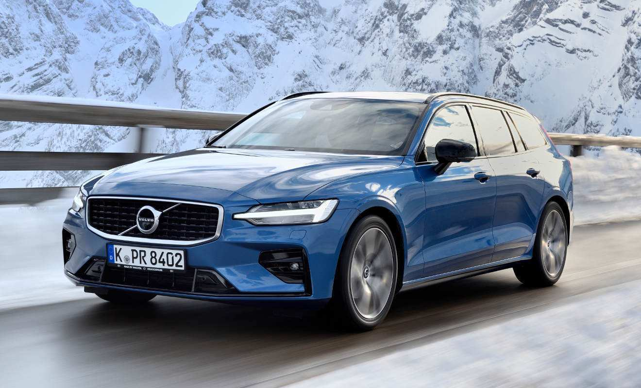 25 The Best Volvo V60 2019 Rumors