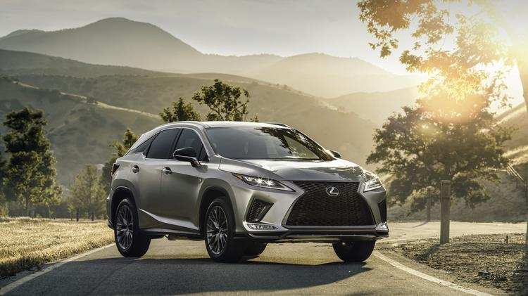 25 The Best When Will 2020 Lexus Suv Come Out First Drive