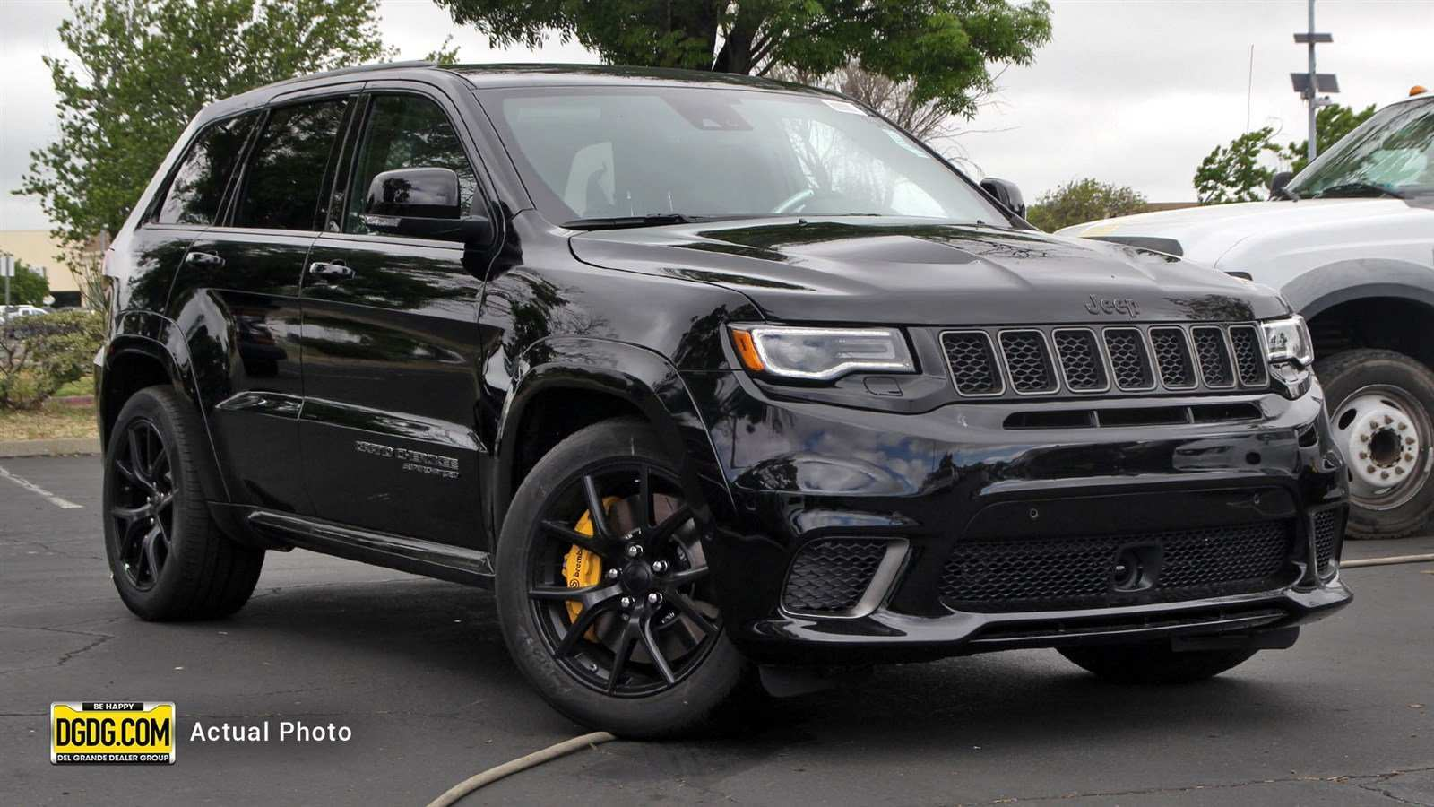25 The Jeep Grand Cherokee Spesification