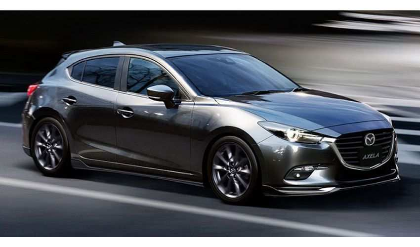 25 The Mazda 3 2019 Lanzamiento New Concept