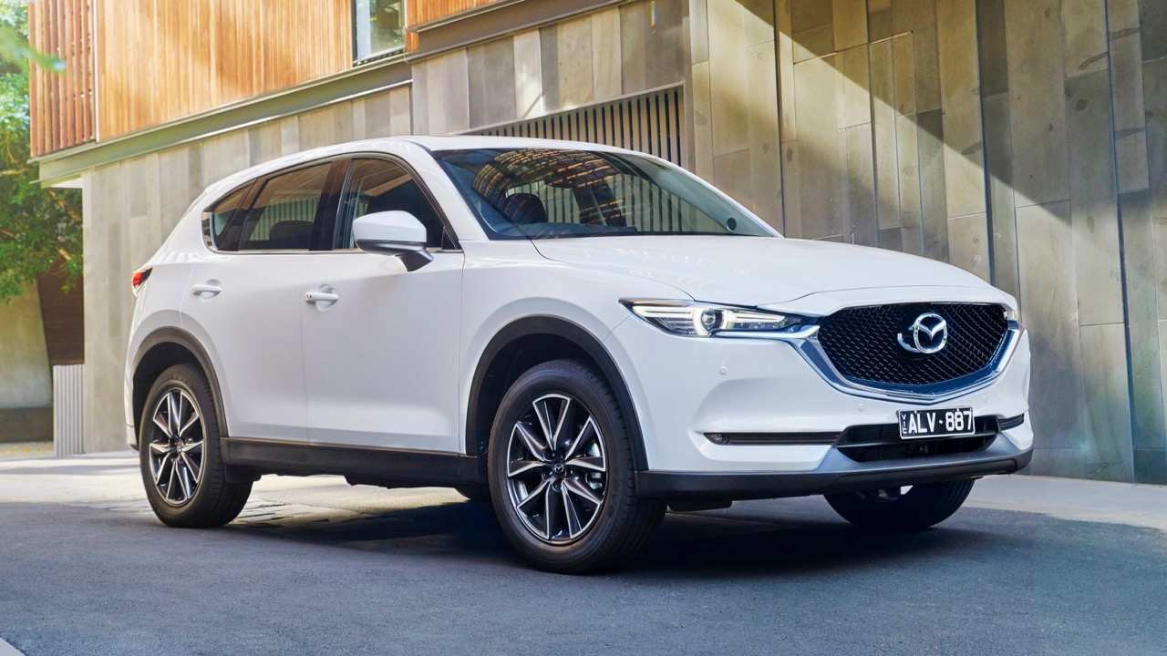 25 The Mazda Cx 5 2019 White New Concept