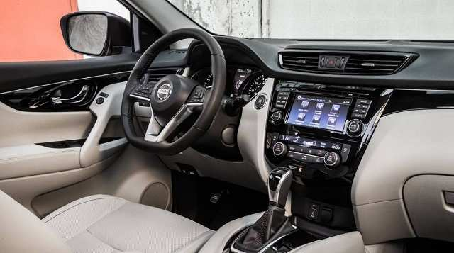 25 The Nissan Rogue 2020 Review Images