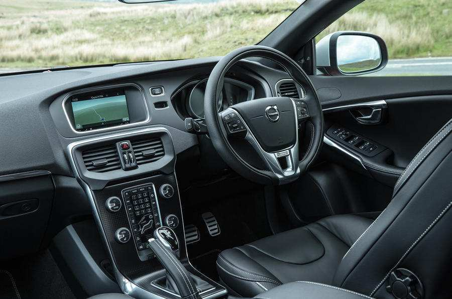 25 The Volvo V40 2019 Interior Price Design And Review