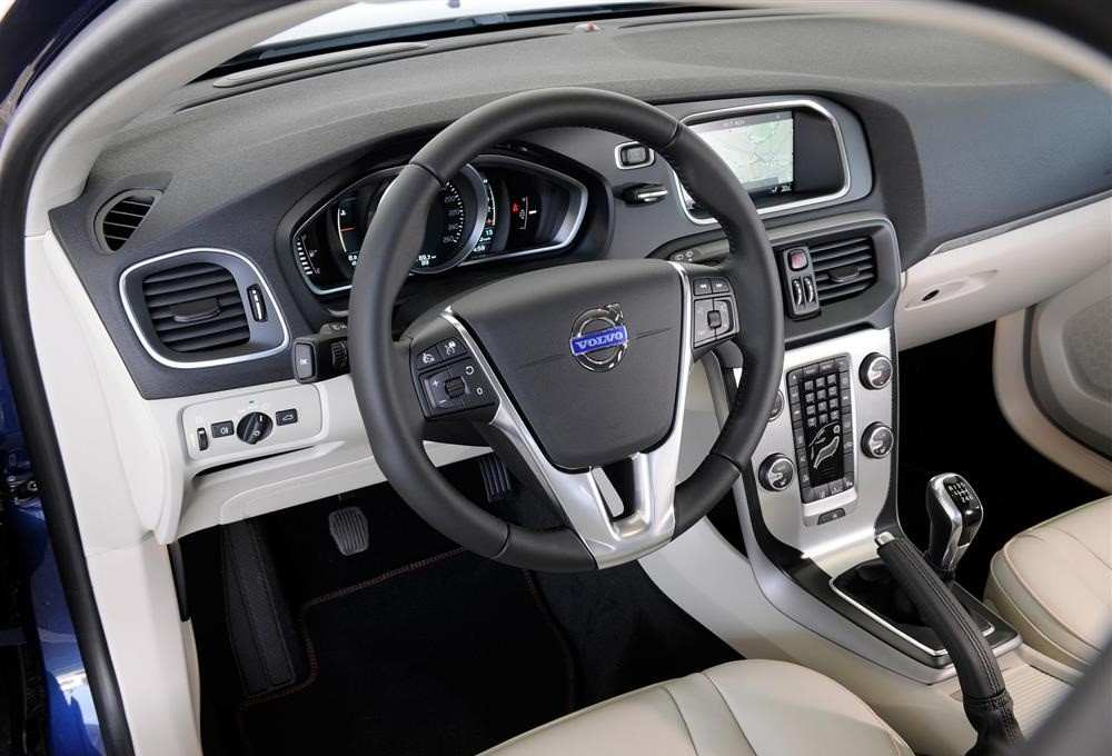 25 The Volvo V40 2019 Interior Review And Release Date