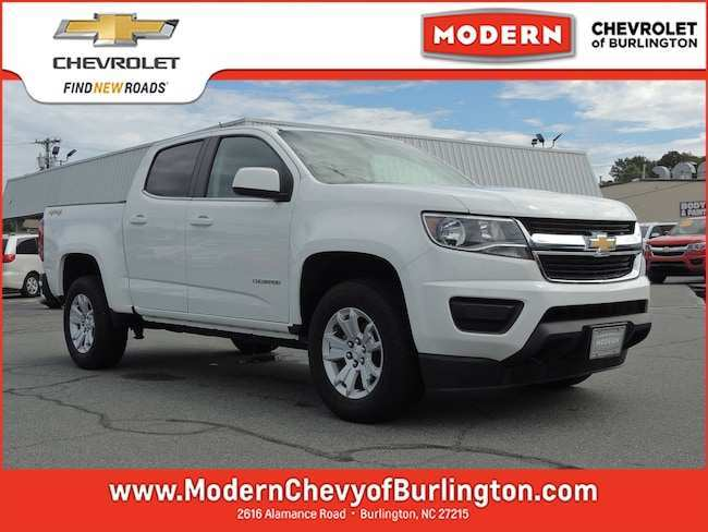 26 A 2019 Chevrolet Colorado Research New