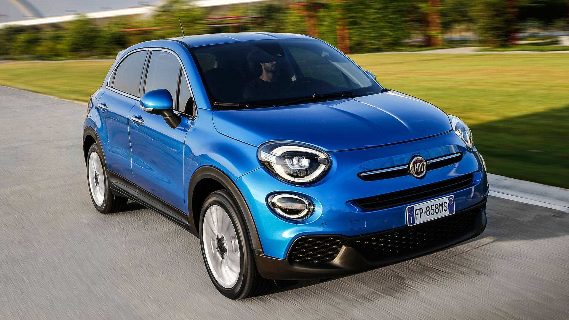 26 A 2019 Fiat 500X Review