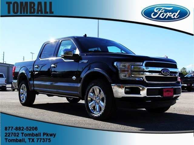 26 A 2019 Ford 150 Model