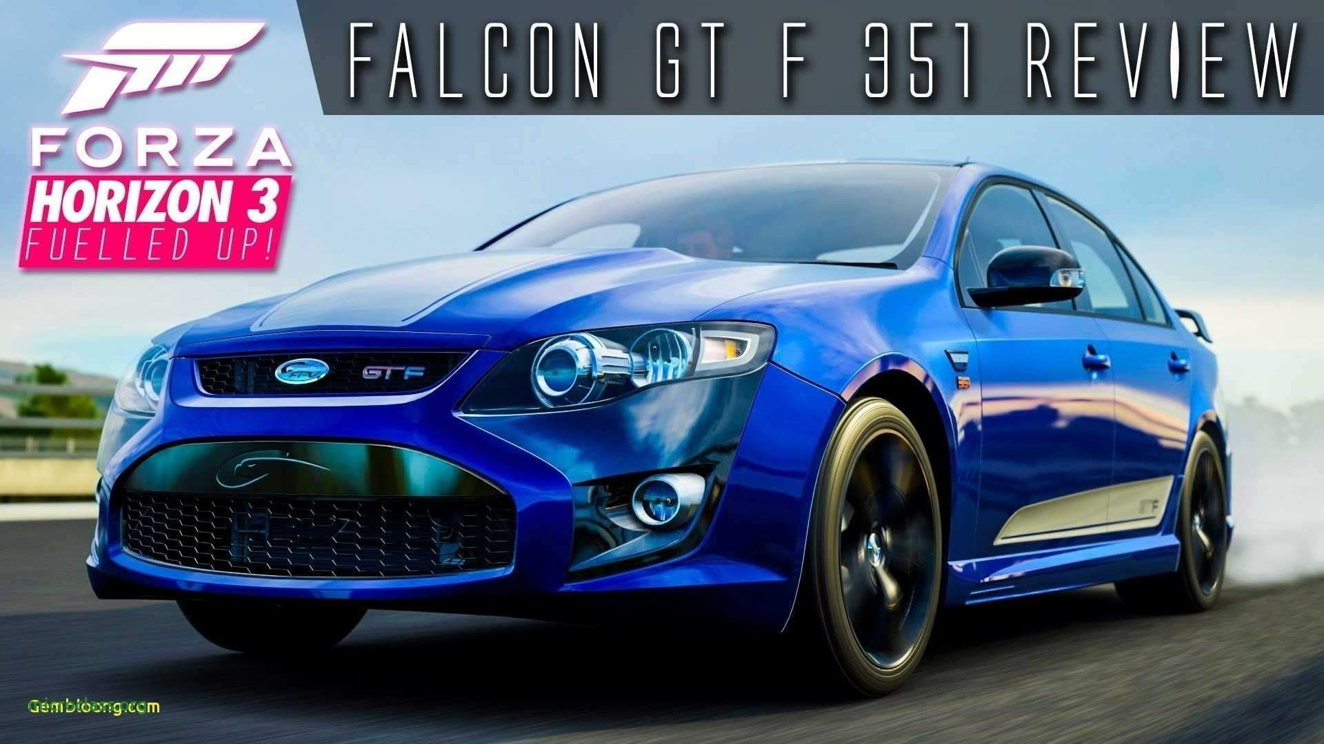 26 A 2019 Ford Falcon Xr8 Gt Speed Test