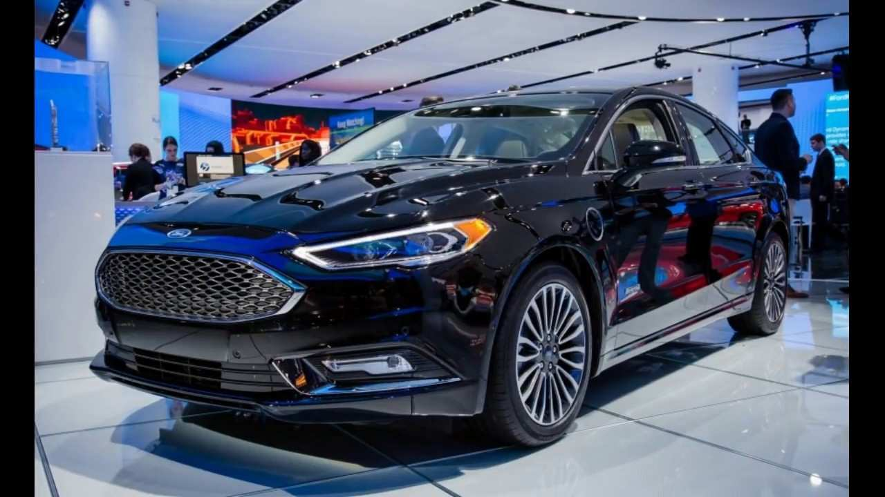 26 A 2019 Ford Mondeo History