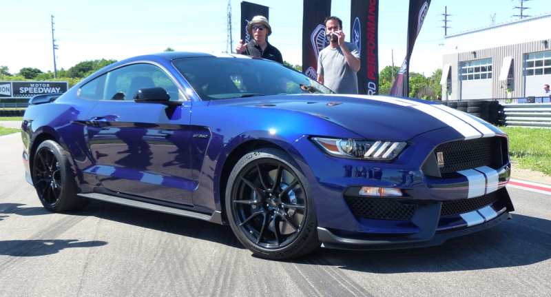 26 A 2019 Ford Mustang Shelby Gt 350 Reviews