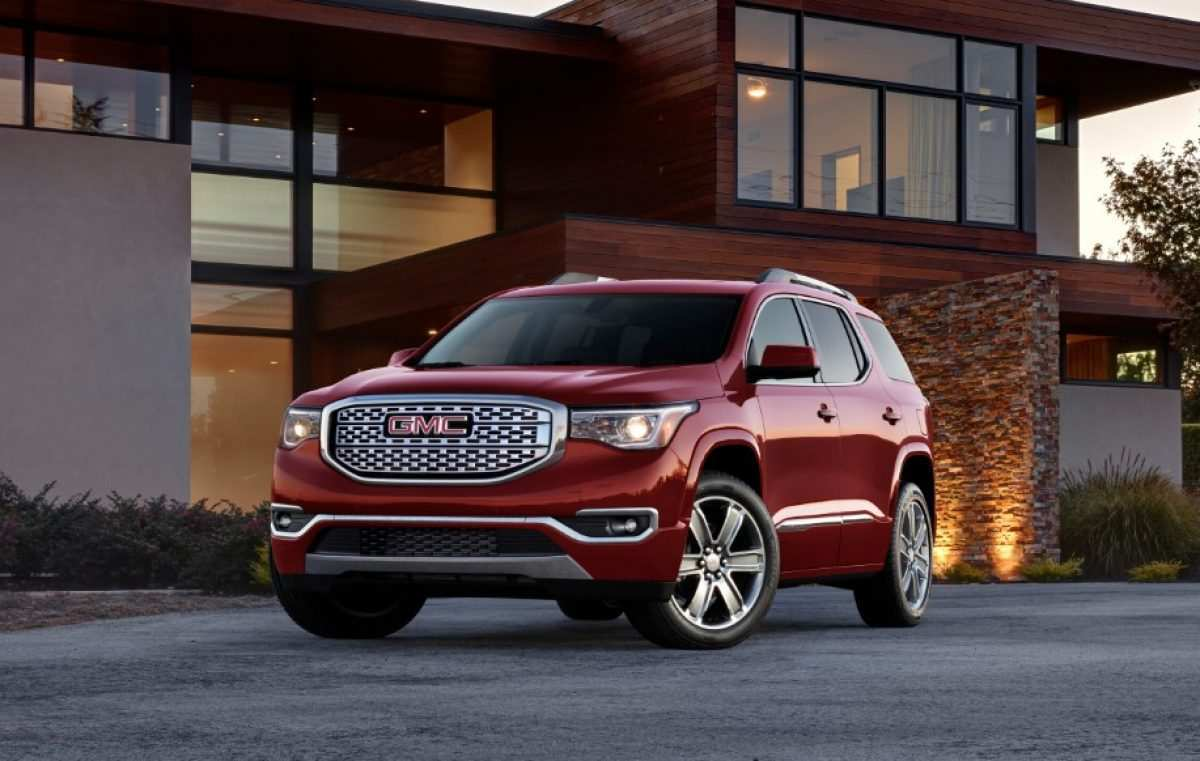 26 A 2019 Gmc Acadia Denali Review