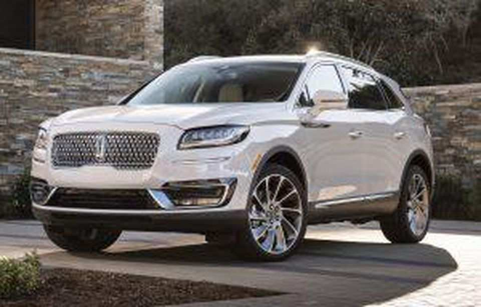 26 A 2019 Lincoln MKX Spesification