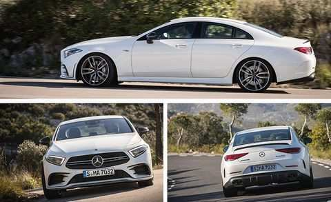 26 A 2019 Mercedes Cls Class Pictures