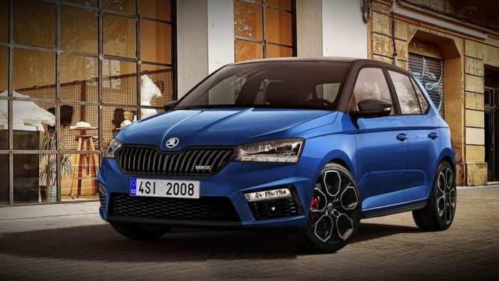 26 A 2019 Skoda Roomster Interior