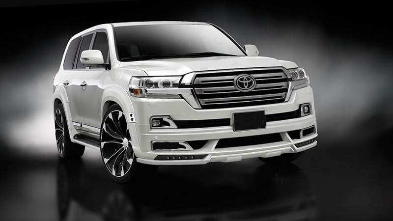 26 A 2019 Toyota Land Cruiser Diesel New Model And Performance