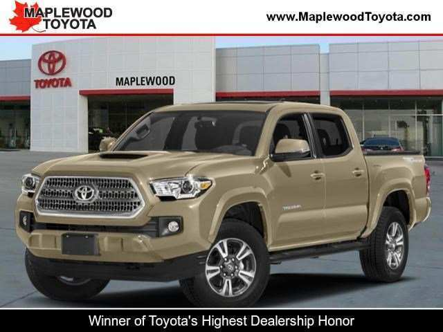 26 A 2019 Toyota Tacoma Quicksand Performance
