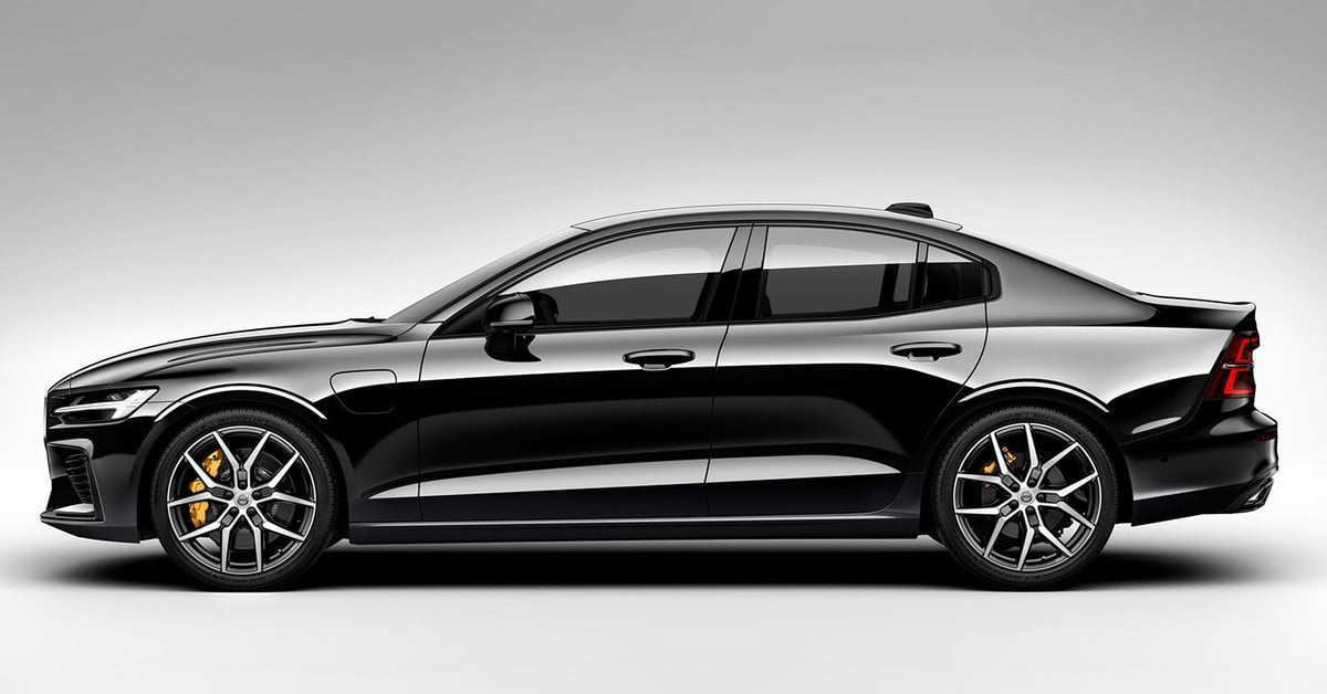 26 A 2019 Volvo S60 R Release Date And Concept