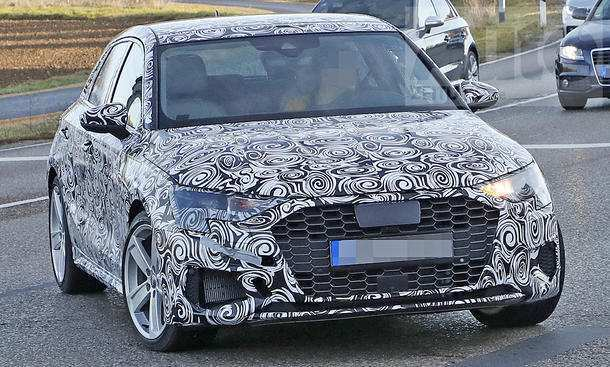 26 A 2020 Audi RS3 Exterior And Interior