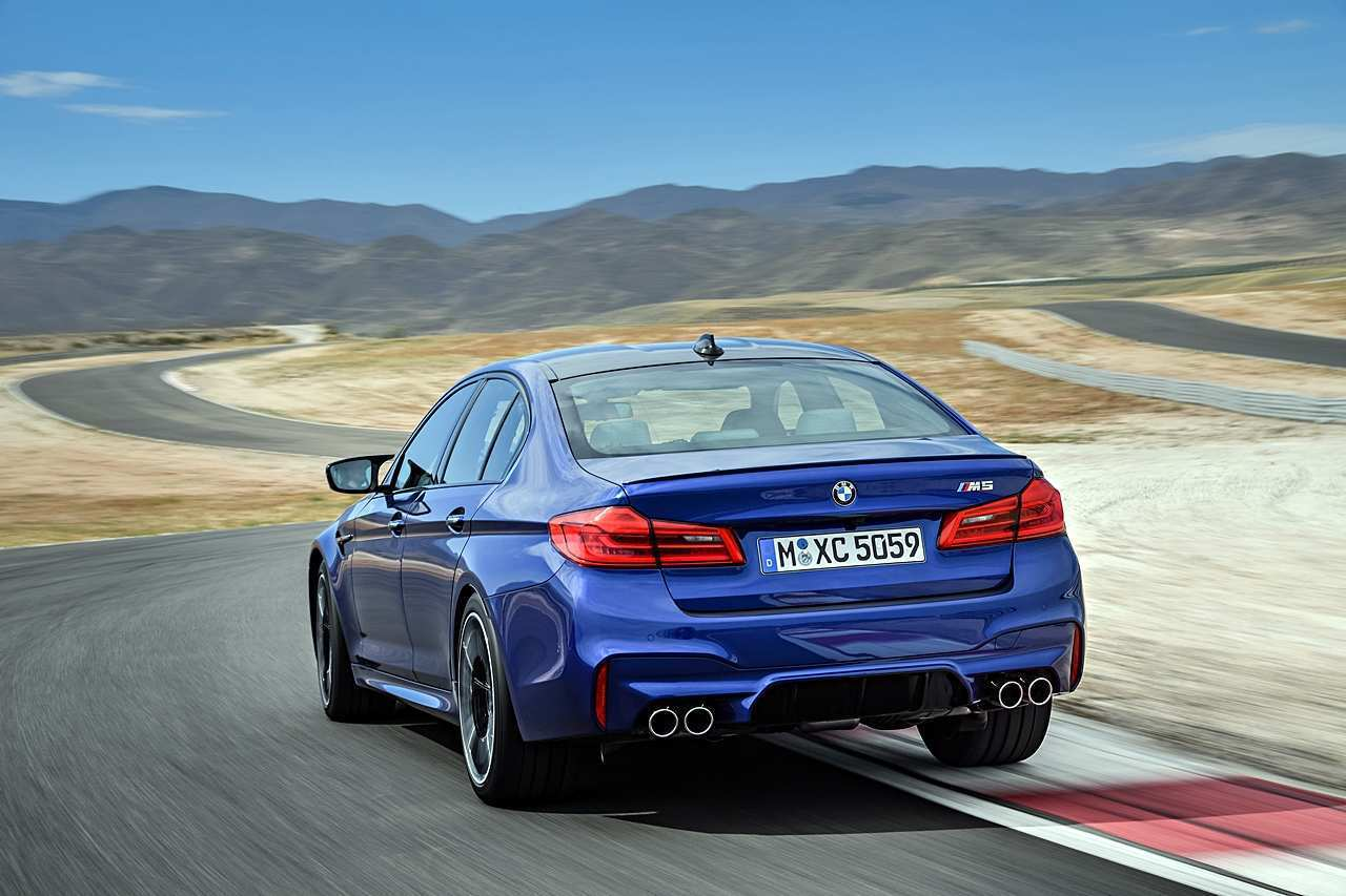 26 A 2020 BMW M5 Xdrive Awd Configurations