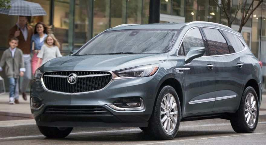 26 A 2020 Buick Enclave Specs Research New