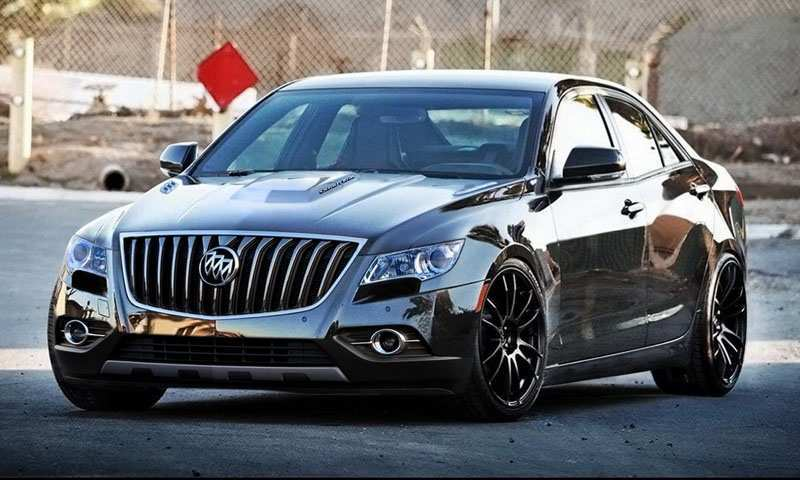 26 A 2020 Buick Gnx New Review