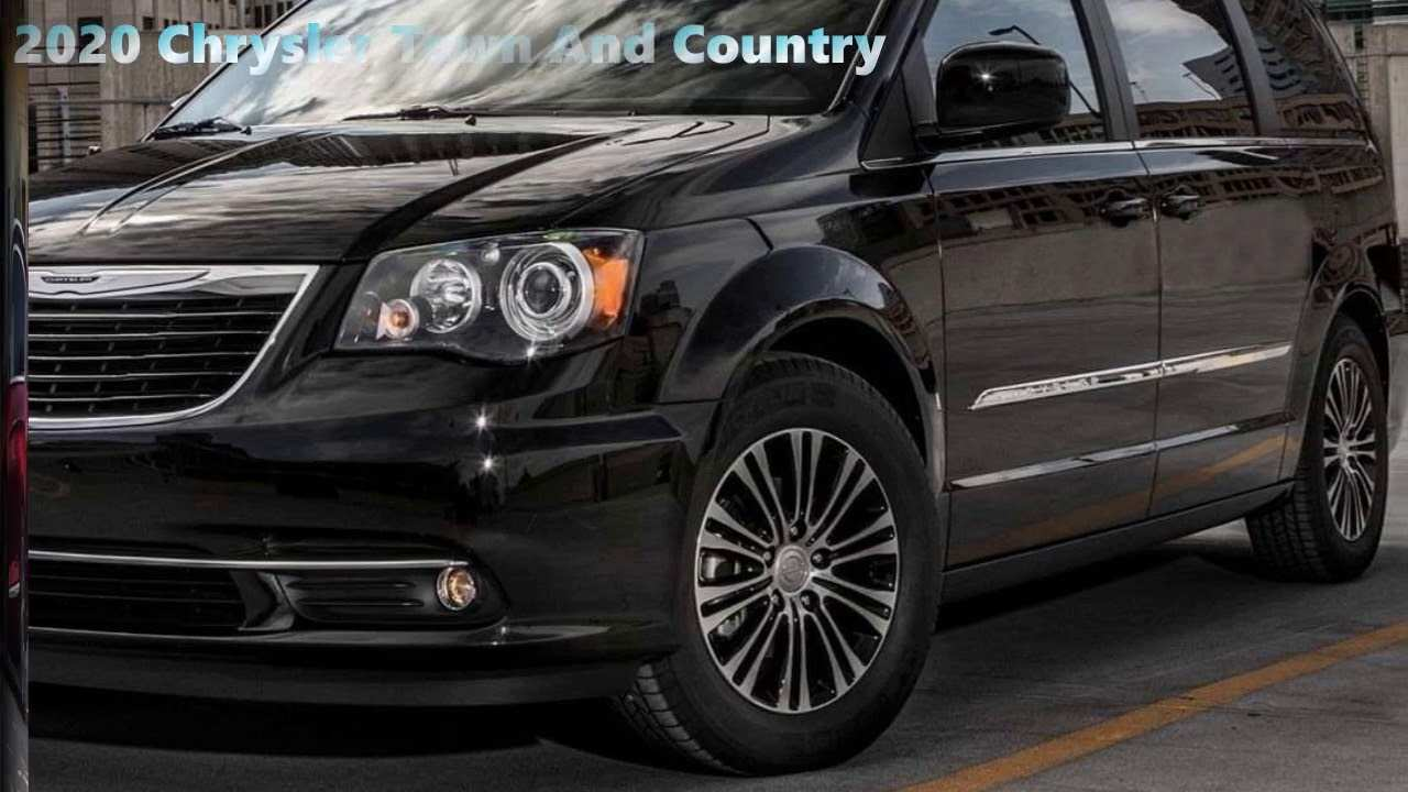 26 A 2020 Chrysler Town Country Specs And Review