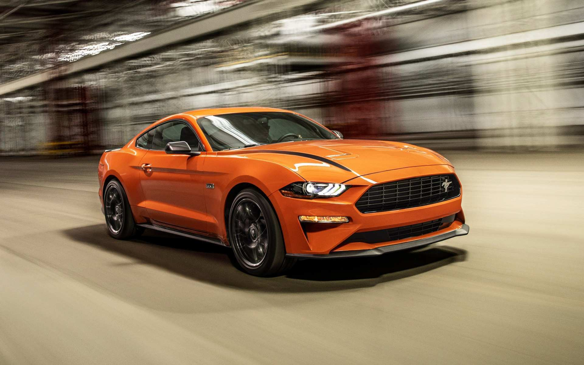 26 A 2020 Ford Mustang Price
