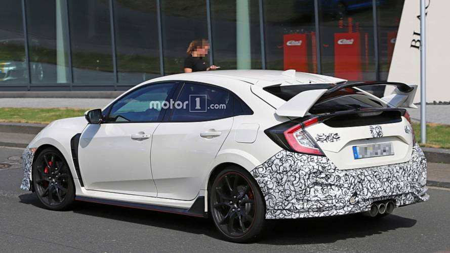 26 A 2020 Honda Civic Si Type R Reviews