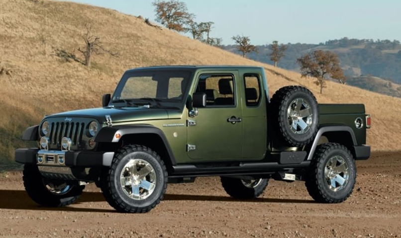 26 A 2020 Jeep Jeepster Exterior And Interior