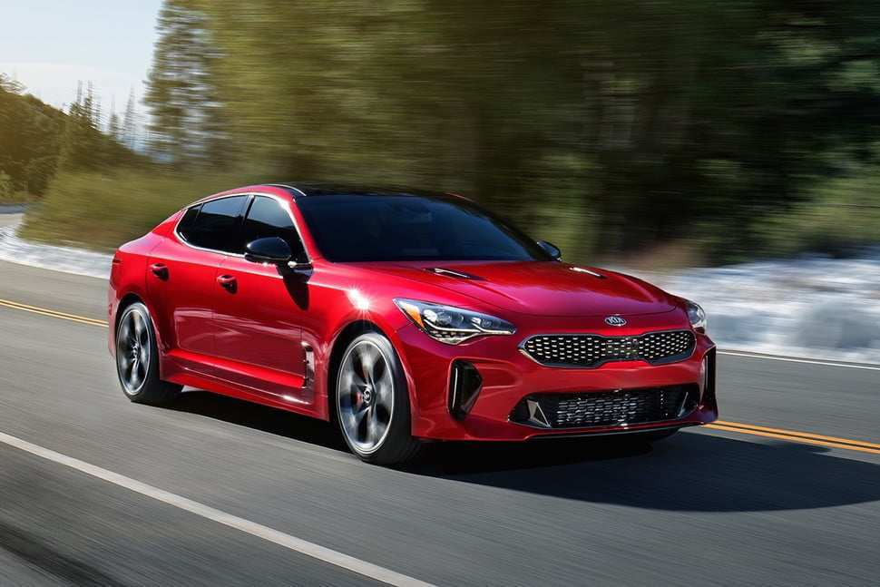 26 A 2020 Kia Gt Coupe New Model And Performance