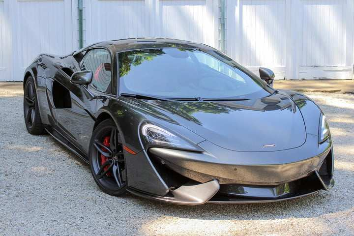 26 A 2020 McLaren 570S Coupe Concept and Review