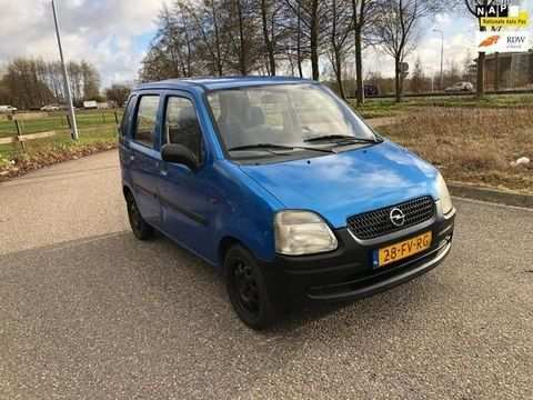 26 A 2020 Opel Agila Research New