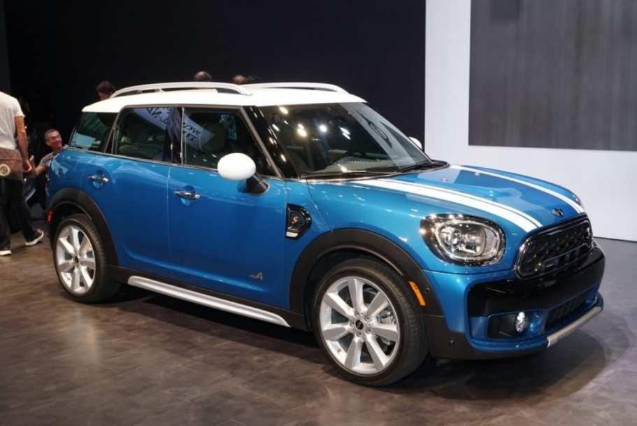 26 A 2020 Spy Shots Mini Countryman Rumors