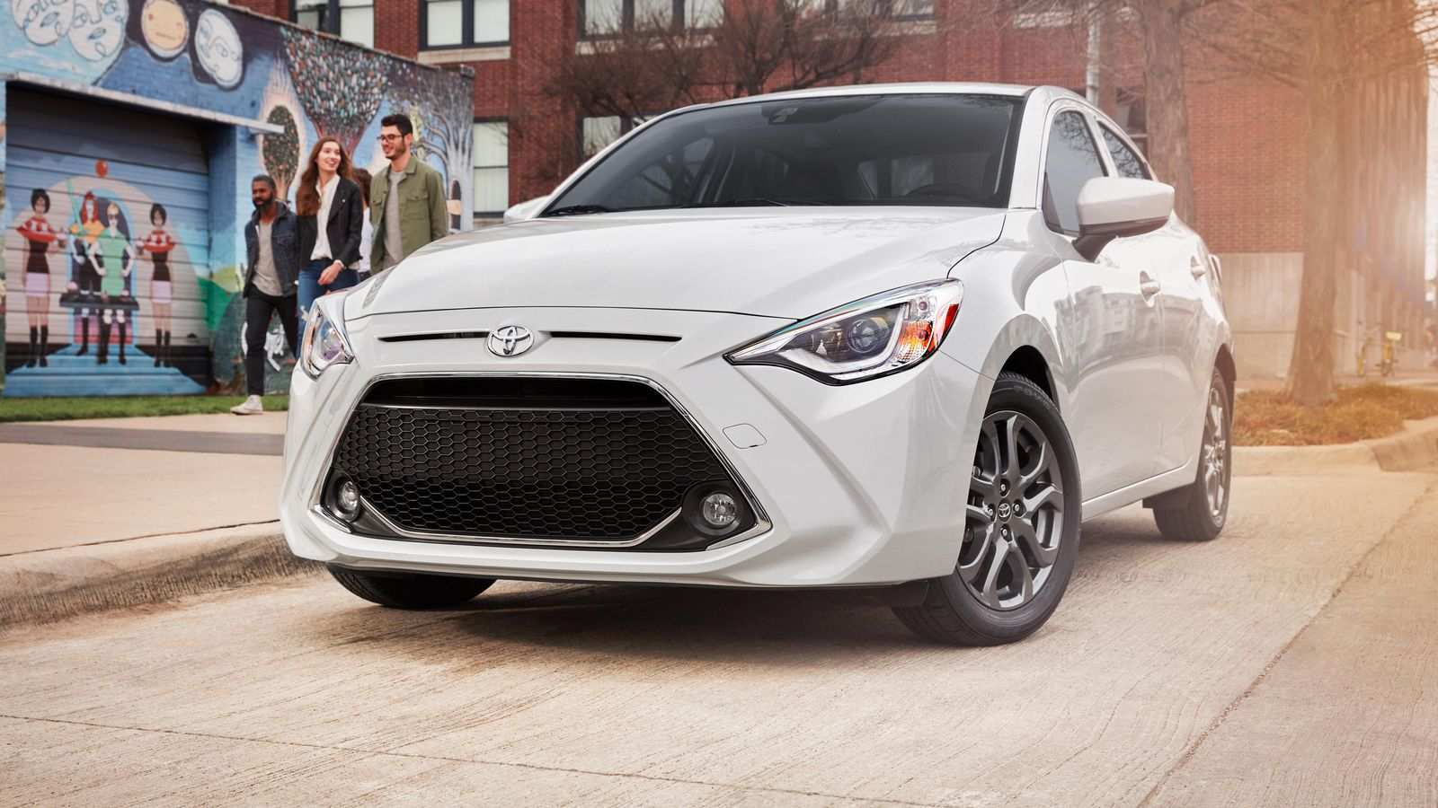 26 A 2020 Toyota Yaris Rumors