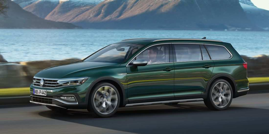 26 A 2020 Vw Passat Alltrack Reviews